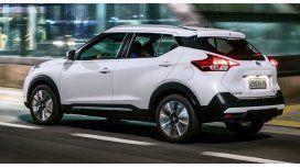 Nissan exhibirá a modo de adelanto el Kicks, que   llegará en 2017 a los concesionarios