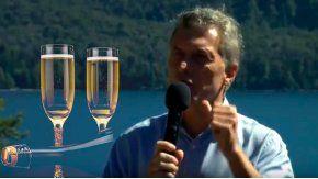 Mauricio Macri pidió no chupar de más en los festejos de fin de año