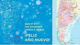 El Ministerio de Desarrollo Social publicó un mapa sin las Malvinas