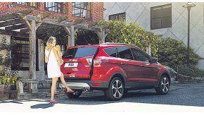 El SUV de Ford llega con el rediseño global
