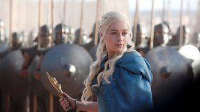 Games of Thrones, la serie más descargada del año