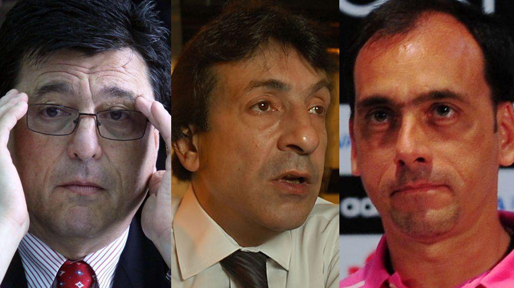 Passarella y otros ex dirigentes
