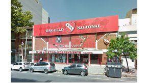 La sede porteña de Independiente