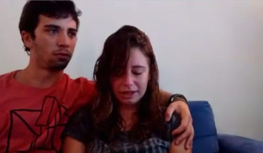 Belen Mirallaspidió ayuda desesperada en su cuenta de Facebook