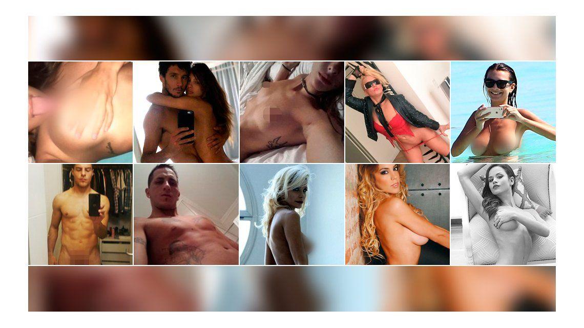 Los desnudos del 2016