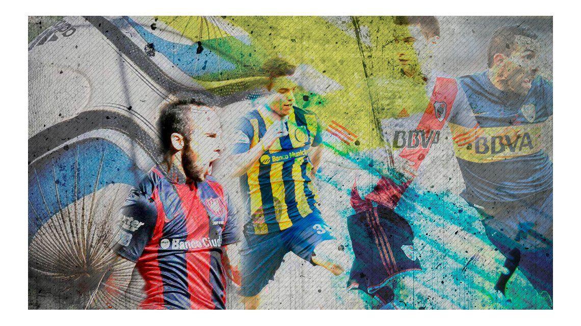 Los clubes siguen delineando sus planteles para la reanudación del fútbol