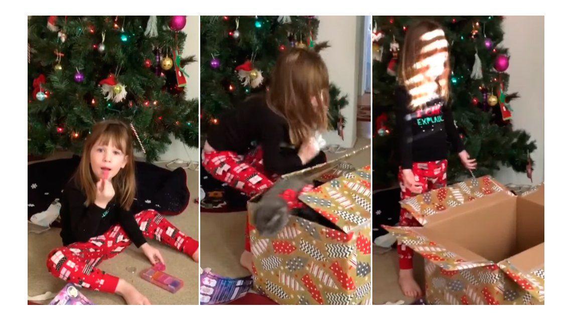 El decepcionante regalo de Navidad que tuvo un final feliz