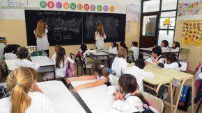 Comienzo de clases en la provincia de Buenos Aires
