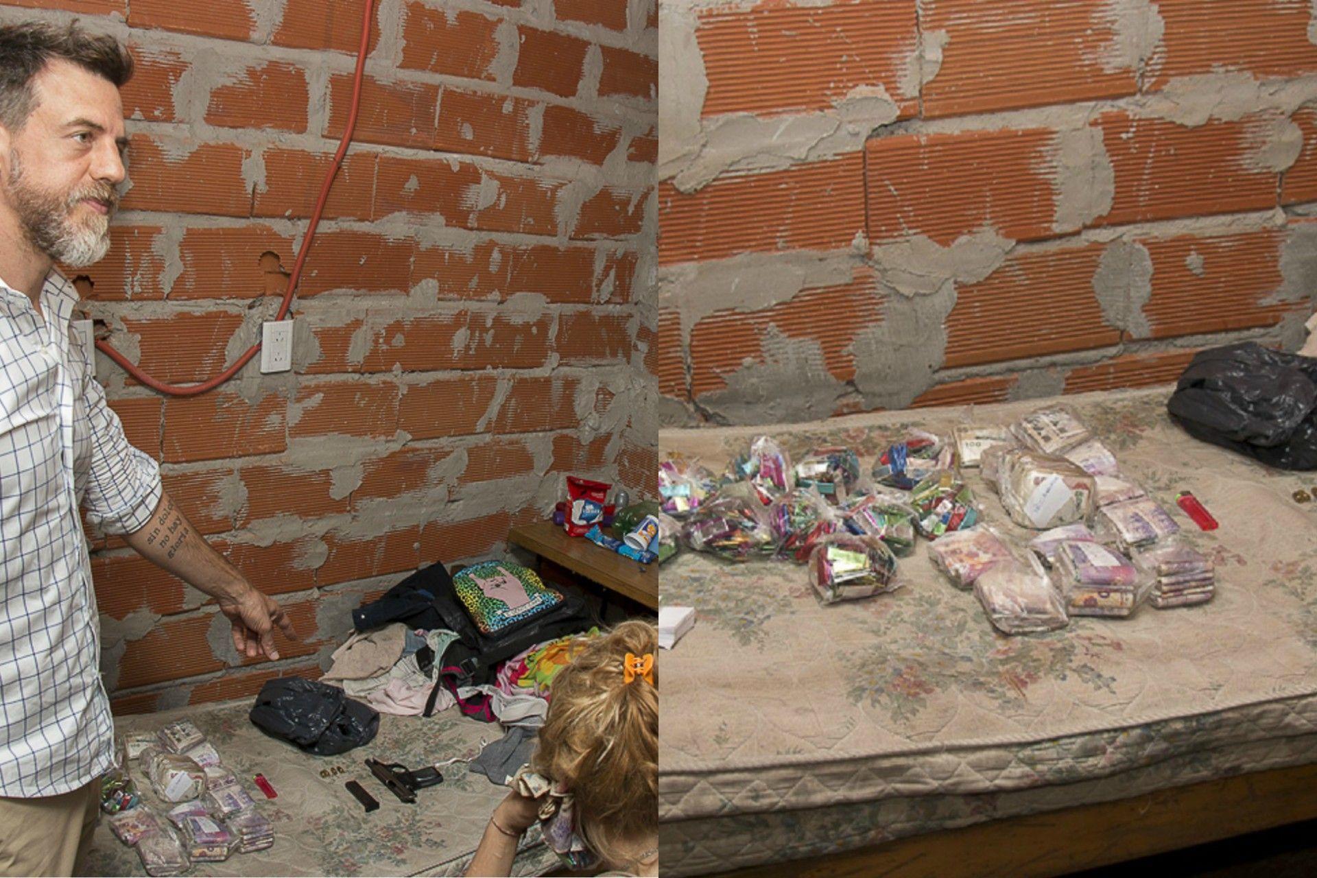 Detenido en Villa Sapito