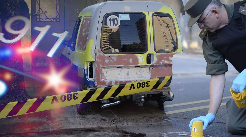 El llamado al 911 sobre el asesinato dejonathan Echimborde