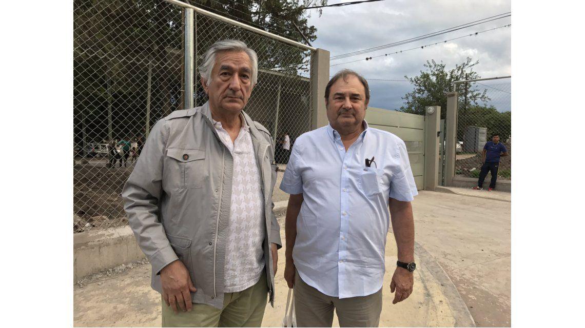 Alberto Rodríguez Saá cenó con Milagro Sala en la cárcel