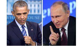 Obama anunció medidas contra Rusia por su injerencia en las elecciones presidenciales