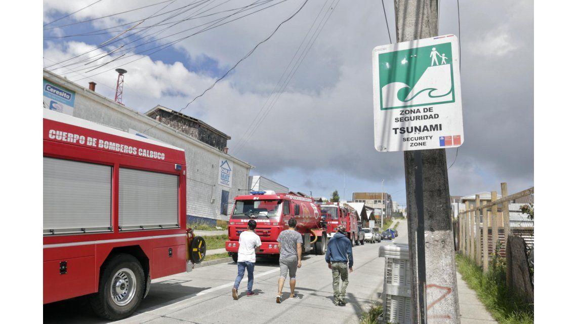 Los 4.000 evacuados vuelven a sus casas tras el sismo en Chile
