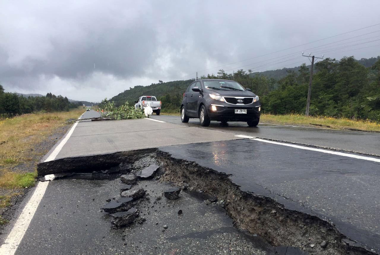 Los 4 mil evacuados vuelven a sus casas tras el sismo en Chile