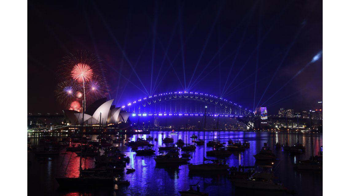 En Australia ya es 2017