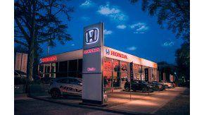 Honda anunció que llegó a las 100 millones de unidades