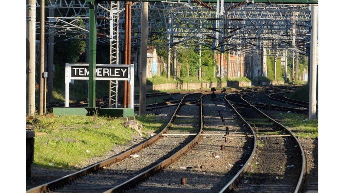Estación de trenes de Temperley