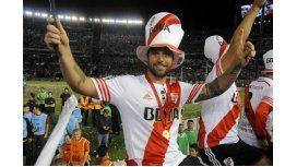 Cavenaghi, campeón de la Copa Libertadores 2015