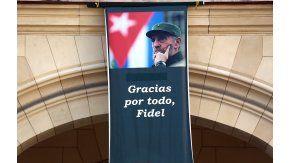Prohiben el uso de la imagen de Fidel Castro