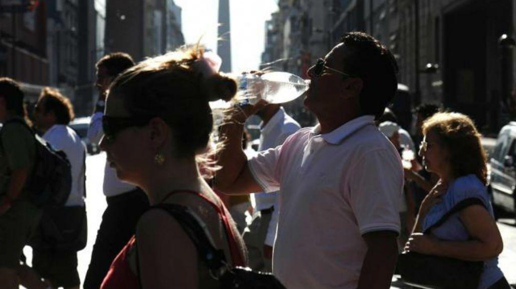 Alerta amarilla en la Ciudad de Buenos Aires