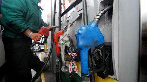 La nafta aumentará 8% en enero