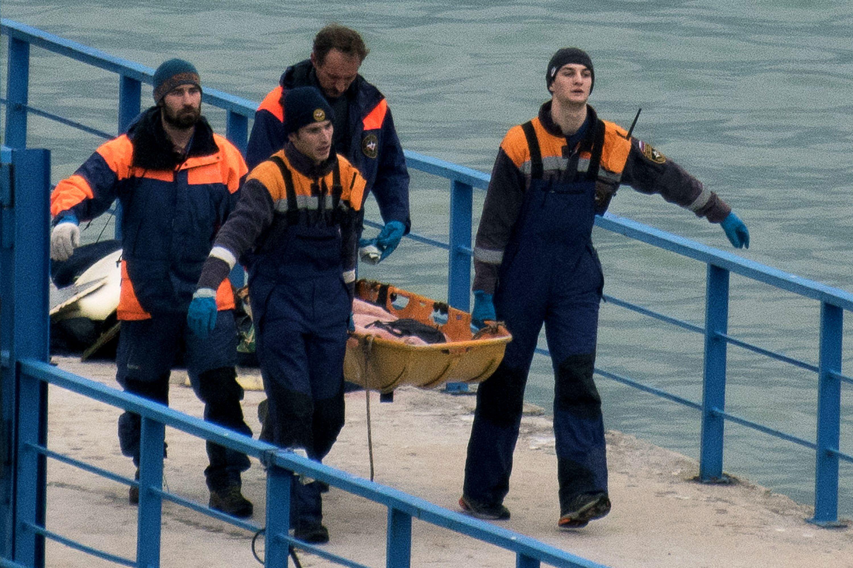 Tragedia en el Mar Negro: no hay sobrevivientes del avión ruso que iba a Siria