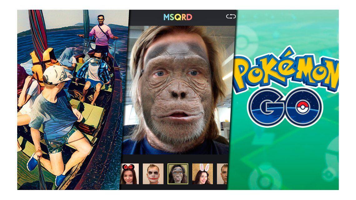 Las mejores aplicaciones de 2016