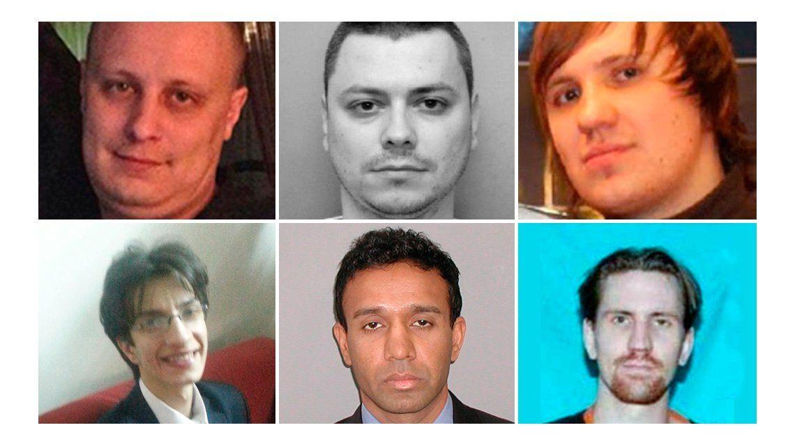 Los hackers más buscados del mundo