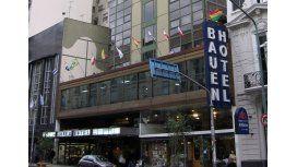 Macri vetó la expropiación del hotel Bauen