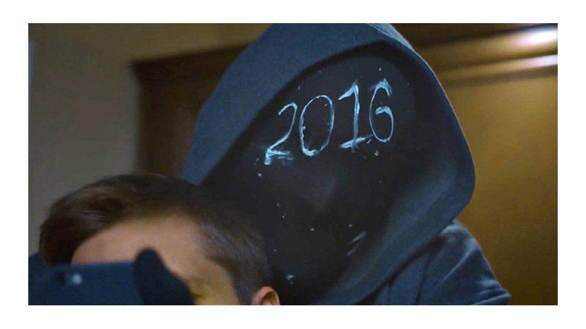 ¿Vivimos en 2016 en un año digno de una película de terror?