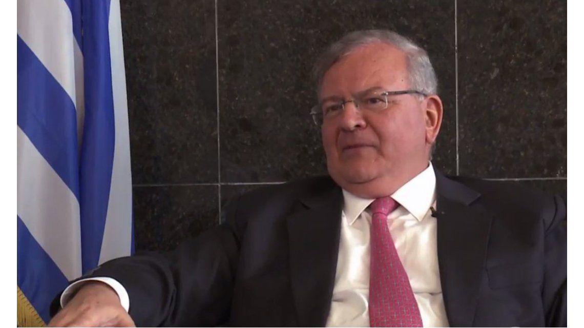 El embajador griego fue asesinado
