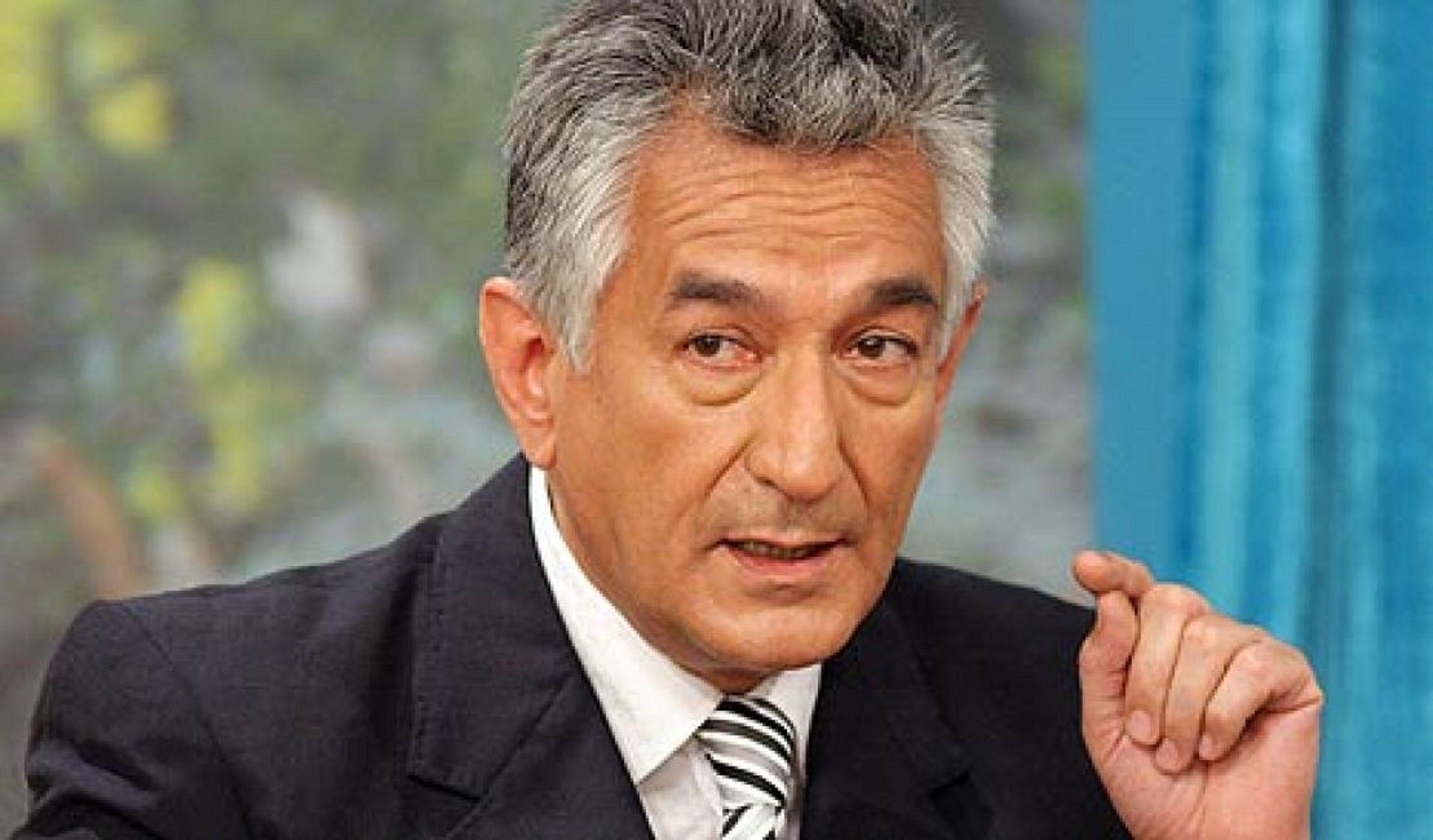 <p>Alberto Rodríguez Saá, gobernador de San Luis</p><p></p>