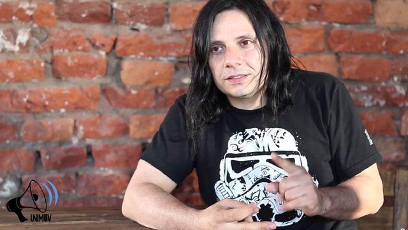 Cristian Aldana, detenido por las denuncias de abuso sexual<br>