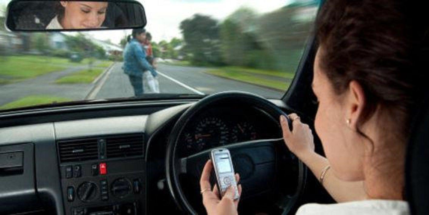 Ley para conductores que matan al volante