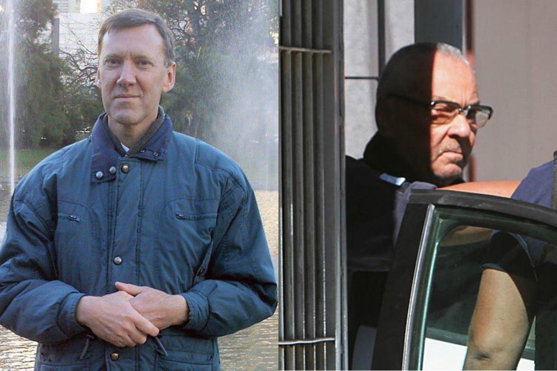 SacerdotesNicolás Corradi y Horacio Corbacho