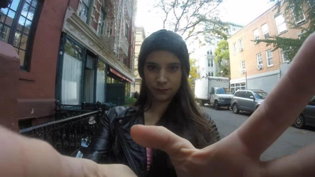 Piropos en Nueva York