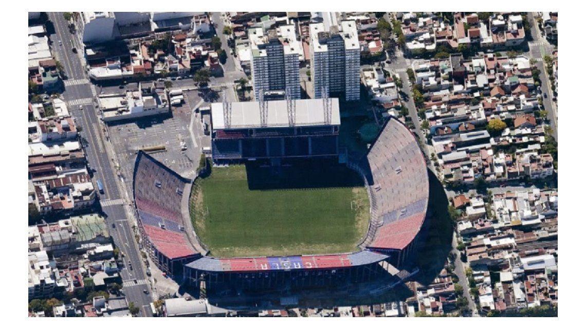 El Ciclón quiere mudar su estadio del Bajo Flores hacia su barrio de origen