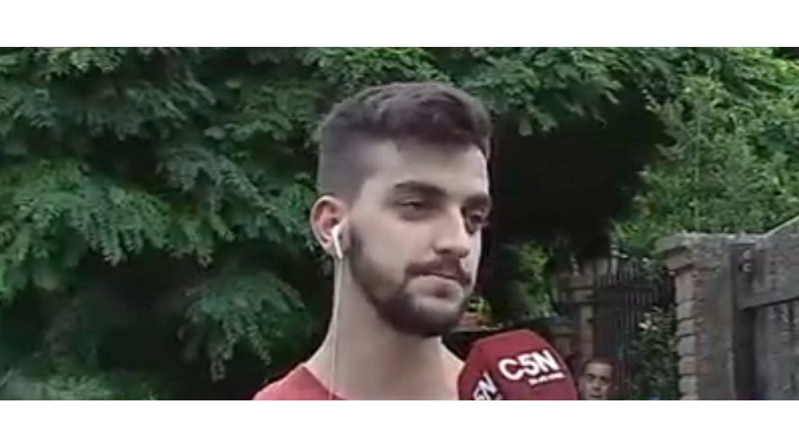 Di Nenno contó los detalles de su secuestro