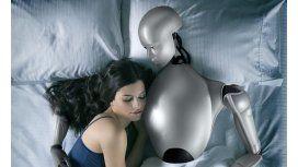 Los robots para tener sexo llegarán el año que viene