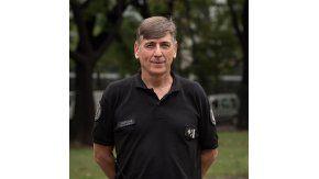 José Potocar, el jefe de la Policía de la Ciudad