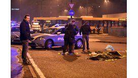 Abatieron en Milán al presunto terrorista de Berlín