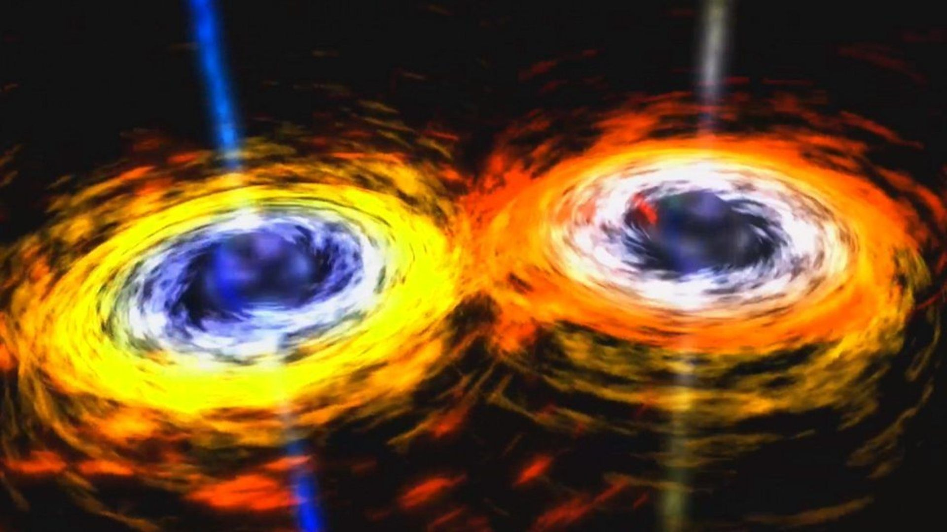 Las ondas gravitacionales fueron el descubrimiento del año