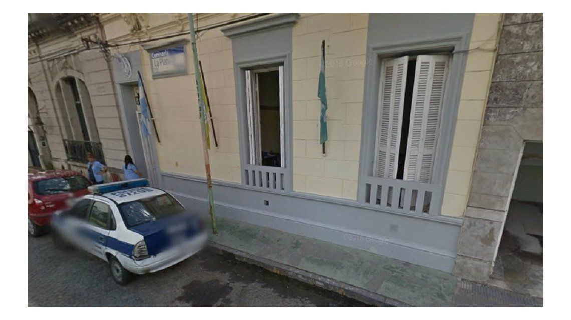 Investigan a tres policías por la fuga de dos presos - Crédito: Google maps