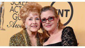 Debbie Reynolds y su hija, Carrie Fisher