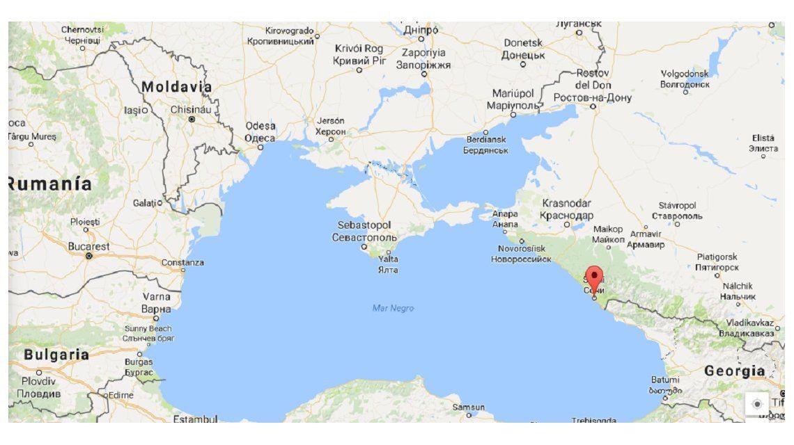 Cayó un avión militar ruso con 92 ocupantes