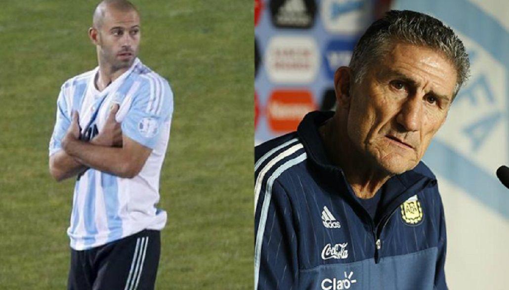 El referente de la Selección se despegó del pedido de jugar en Boca