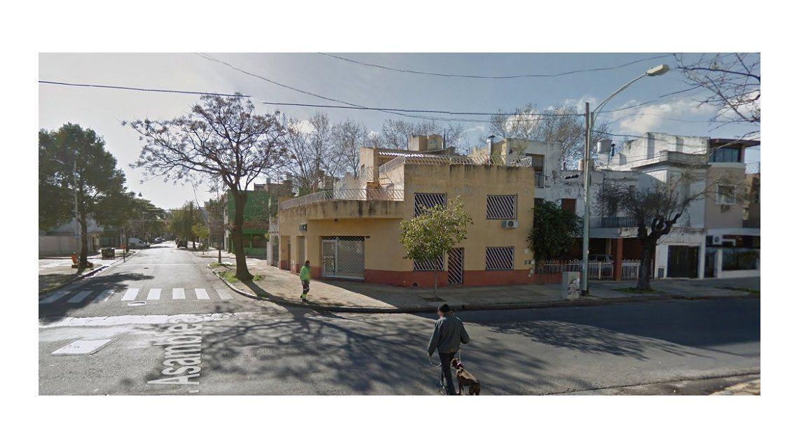 Un nene recibió un disparo durante un robo en Flores