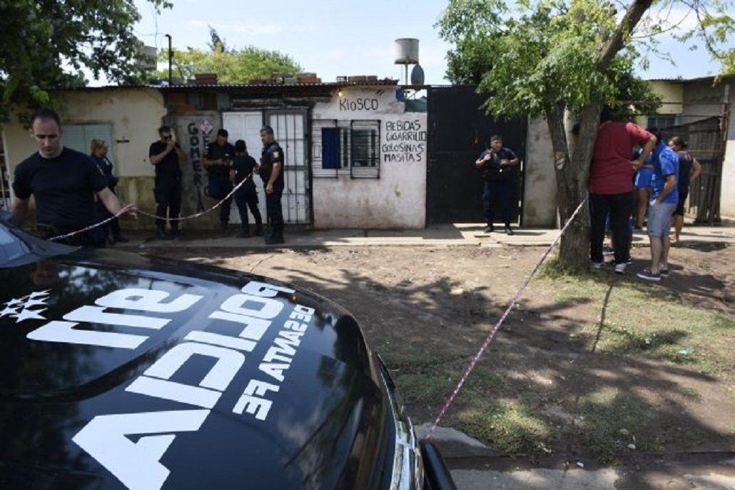 Un hombre fue asesinado en Rosario por un delincuente. Foto: diario La Capital