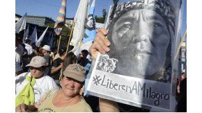 Este miércoles hubo incidentes en los tribunales de Jujuy