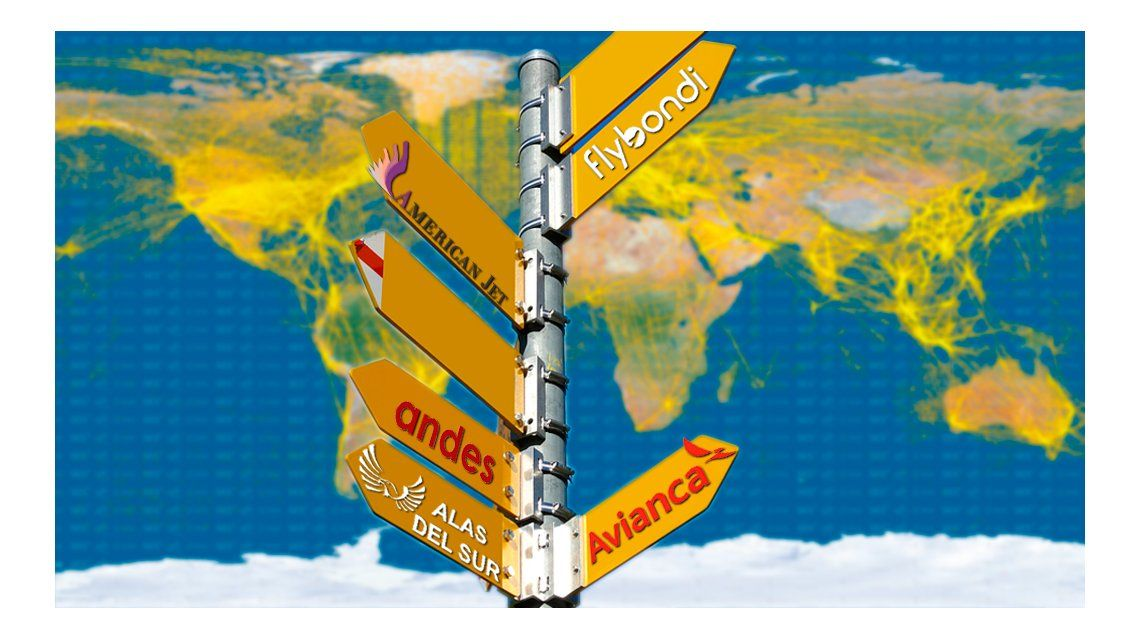 La low cost Flybondi, autorizada a volar por 15 años: cuáles serán sus rutas